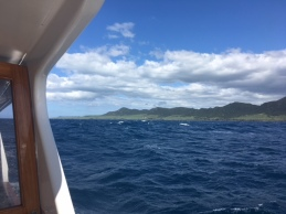 Getting to Hicks Bay