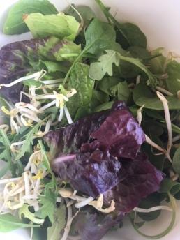 Salad for Tuna