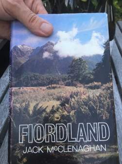 Fiordland Book