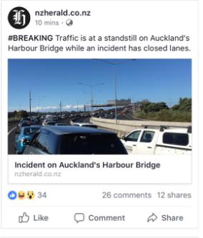 Auckland Traffic