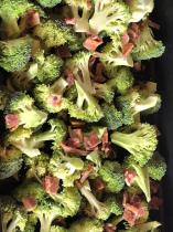Brocolli and Bacon Salad