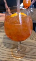 Cocktail at Azabu