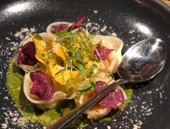 Dumplings at Azabu 3