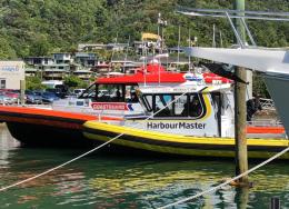 Harbour Master and Coastguard