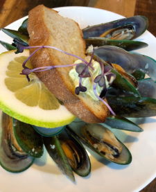 Mussel Entree