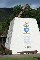 Ship Cove Monument