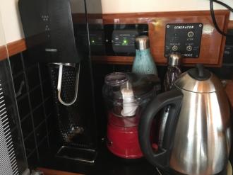Soda Strea Jug and Mixer