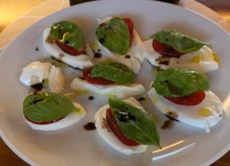 Tomato Caprese Resolution Style