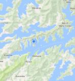 Torea Bay on Map