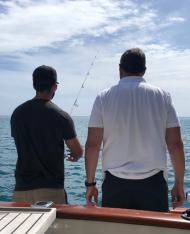 Boys Fishing