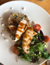 Chicken Salad with Quinoa