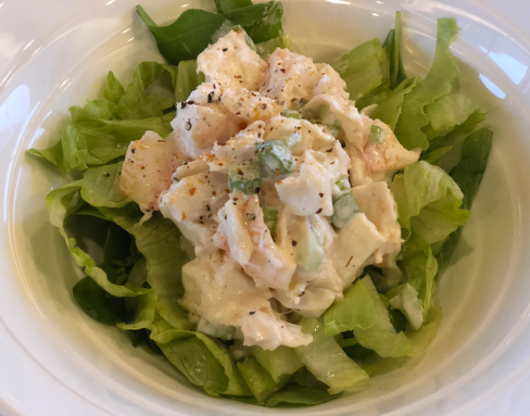 Crayfish Salad 2