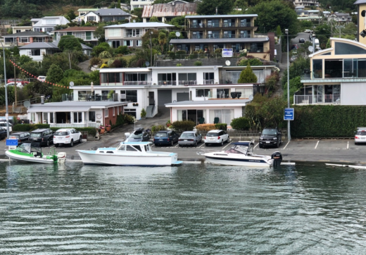 King Tide in Picton