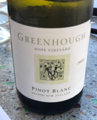 002 Greenhough Pinot Blanc