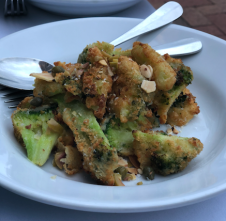 048 Crumbed Broccoli
