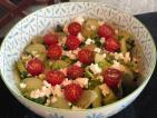 070 Salad for dinner